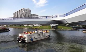 NPO法人 江東区の水辺に親しむ会